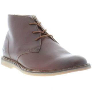 Lacoste Shoes Genuine Sherbrooke Hi 5 Dark Brown Mens Casual Boots