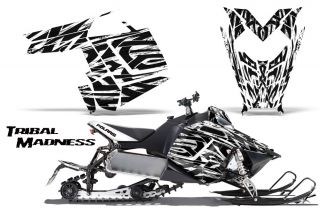 Pro RMK 600 800 Sled Snowmobile Graphics Kit Creatorx Wrap TMW
