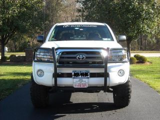 Toyota Tacoma s s Grill Grille Guard Brush Push Guard Bull Bar