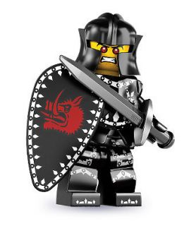 Newly listed LEGO 8831 MINIFIGURES SERIES 7 Black Evil Knight