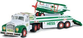 Hess 2002 Collectible Toy Truck Toy Truck and Airplane