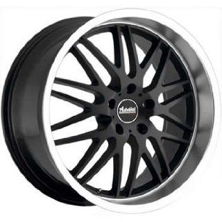 Advanti Racing Kudos 20x10 Black Wheel / Rim 5x120 with a 40mm Offset