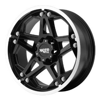 Moto Metal MO960 20x9 Black Wheel / Rim 8x6.5 with a  12mm Offset and