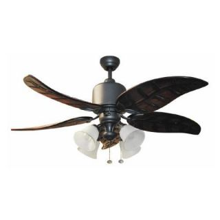 Harbor Breeze 52 Tahoe Iron Ceiling Fan Indoor Outdoor