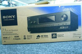 Sony Str DH720 Home Theater Receiver Amplifier Amp New