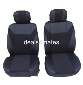 Front Seat Covers for Honda Accord Civic CRV Jazz CR V