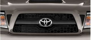 2012 Toyota Tacoma Sport Painted Grille Genuine OE New All Colors