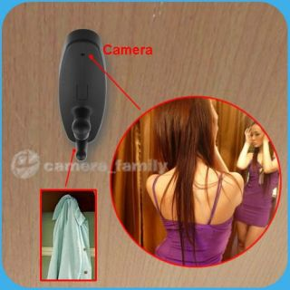 Clothes Hook Spy Mini Camera Hidden Video Recorder SC73