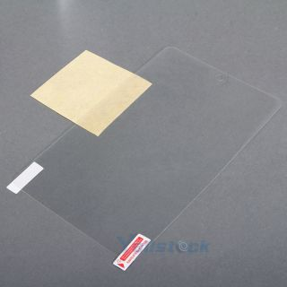 Clear LCD Screen Protector Film Guard Shield for Google Nexus 7 inch