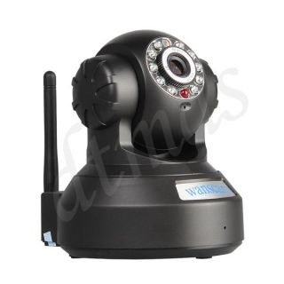 Wireless Indoor H 264 IR Cut WiFi Webcam IP Security Camera Night