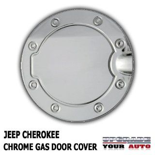 2005 2010 Jeep Cherokee Chrome Gas Door Cover