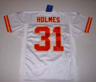 Priest Holmes Kansas City Chiefs Authentic Reebok NFL Football Jersey