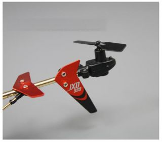 Remote Control Gyro LED RC Hobby Mini Electric Helicopter