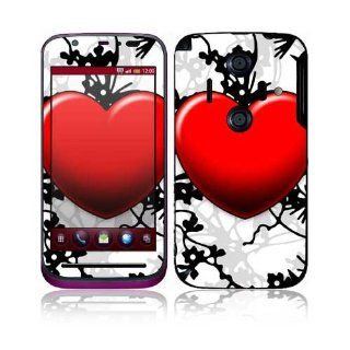 Floral Heart Design Protective Skin Decal Sticker for