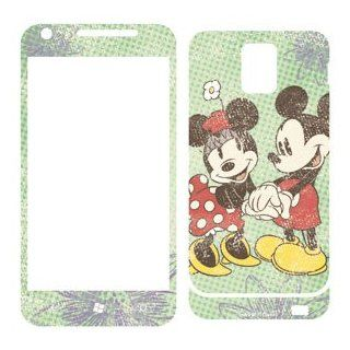 Skinit Mickey & Minnie Holding Hands Vinyl Skin for
