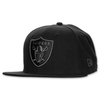 New Era Oakland Raiders NFL Basic Cap Black
