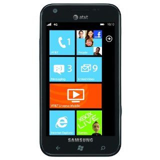 Samsung Focus S 4G Windows Phone (AT&T) Cell Phones