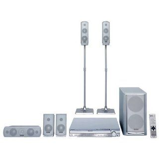 Panasonic SC HT730 5 Disc DVD Home Theater System