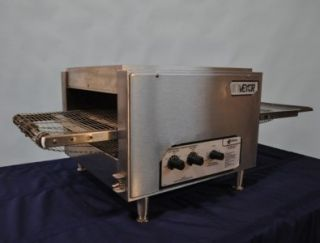 Star Holman 214HXTB Countertop Conveyor Pizza Oven