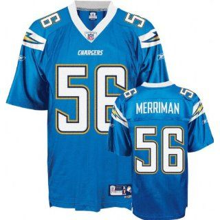 Shawne Merriman #56 San Diego Chargers Replica NFL Jersey