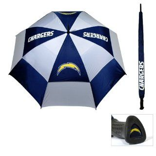 BSS   San Diego Chargers NFL 62 double canopy umbrella