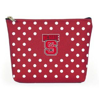 North Carolina State Wolfpack NCAA Polka Dot Pouch Sports