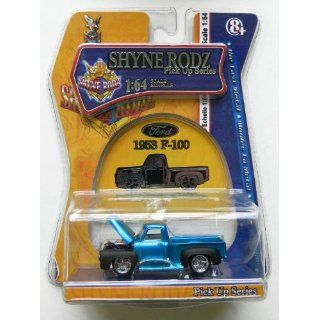 Shyne Rodz Pick Up Series 1953 Ford F 100 Die Cast