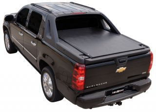 QT Profile Soft Roll Up Tonneau Cover Honda Ridgeline, PN# TRX520601
