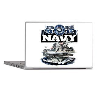 Laptop Notebook 13 Skin Cover United States Navy Aircraft