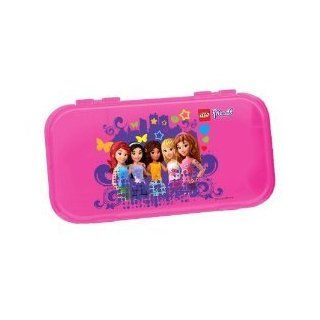 Lego Friends Minifigure Storage Case   Pink Toys & Games