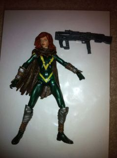 Hope Summers Loose Hasbro 2012 Marvel Legends Return x Men