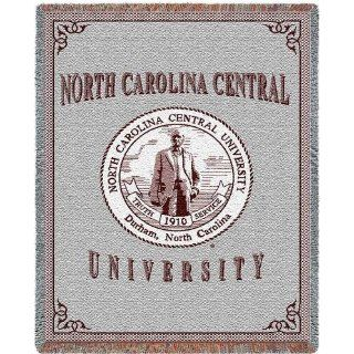 North Carolina Central Univ   69 x 48 Blanket/Throw
