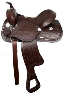 16 Western Pleasure Trail Horse Saddle New by TT Your Choice of Choc