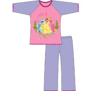 Childrens/Kids Girls Disney Princess Long Sleeve Nightwear