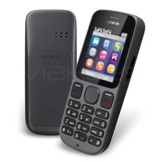 Nokia Nokia 101 Dual SIM Music Phone (Unlocked)   Phantom
