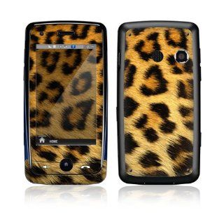 Leopard Print Decorative Skin Cover Decal Sticker for LG