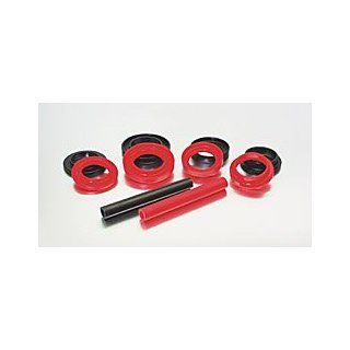 Energy Suspension 5.6111G Front Coil Spring Isolator Set for R1500 2WD