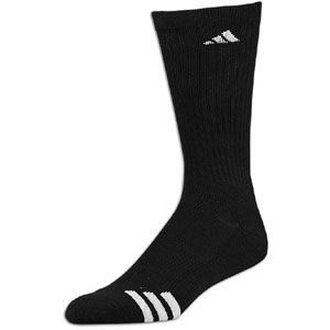 adidas 3 Stripe 3 Pack Crew Sock   Mens   Training   Accessories