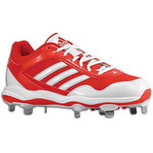 adidas Excelsior Pro Metal Low   Mens   University Red/White/Metallic