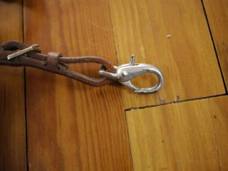 Cotton Webbing Reins for Bridle Headstall Horse Western Tack