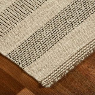 Impressions 8 x 10 Natural Wool Area Rug Carpet New