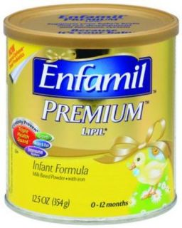 Enfamil Premium Milk Based Infant Formula Powder Supports Immune