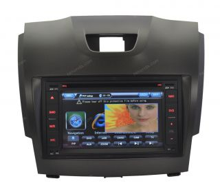 Car DVD 3G GPS Radio RDS 6VCDC for Isuzu Dmax D Max 2012 Chevrolet GM