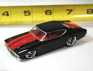 JADA TOYS DUB CITY 1 64 LOOSE bigtime MUSCLE 1969 69 CHEVY CHEVELLE SS