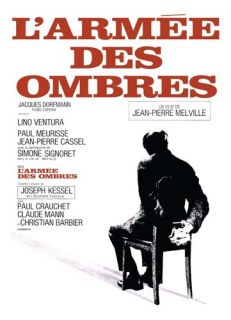 Armee Des Ombres L Canadian Release New DVD