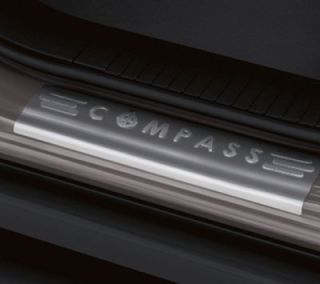 Jeep Compass Door Sill Guard 07 2012
