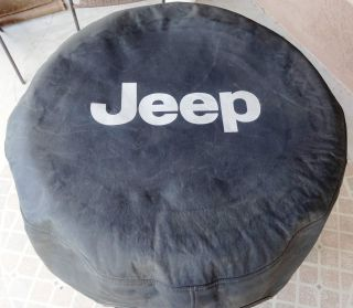 Jeep Brand Spare Tire Cover