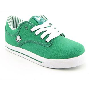 Vlado Spectro 3 Youth Kids Boys Sz 4 5 Green Jerkin Shoes