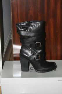 Brand New Womens Jessica Simpson Tylera Black 8M