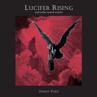 JIMMY PAGE LED ZEPPELIN Lucifer Rising soundtrack SOLD OUT DELUXE ltd